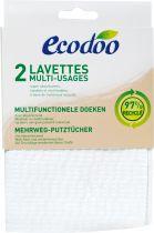 Schoonmaakdoekjes 2 Stuks Ecodoo