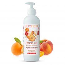 Sensibulle Douchegel Abrikoos Perzik 200ml Toofruit