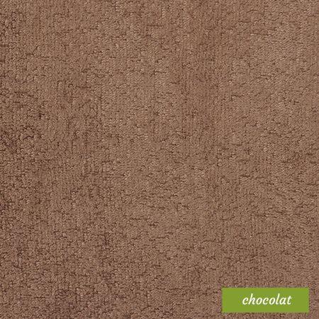 Serviette A Cheveux Bambou Chocolat