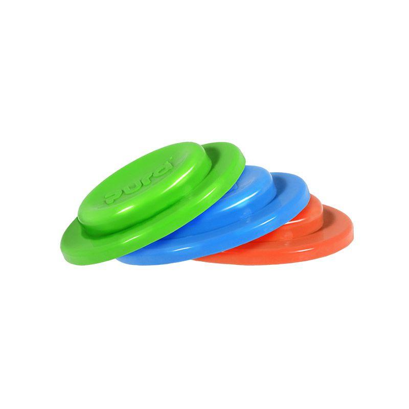 Set de 3 Disques d\'étanchéité Silicone Pura