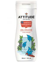 Shampoo 2 in 1 355ml Attitude