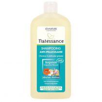Shampoo Anti Dandruff Organic Natessance 500Ml