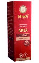 Shampooing ayurvédique Amla 210ml Khadi