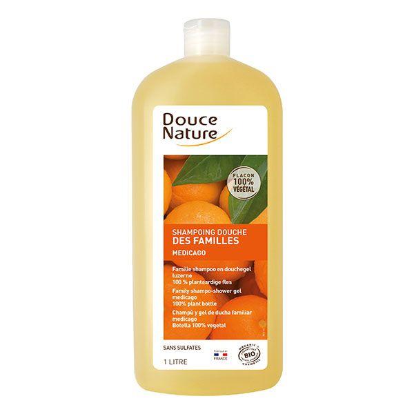 Shampooing Douche des Familles 1L Bio Douce Nature