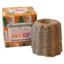 Shampooing Solide Cheveux Normaux Vegan