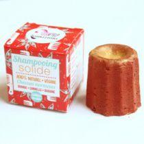 Shampooing Solide Orange Cannelle Badiane Edition Limitée