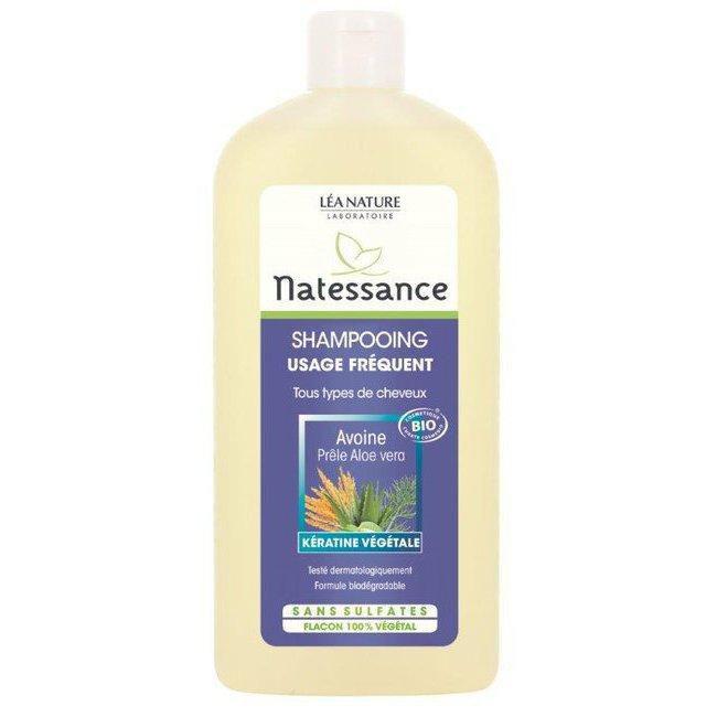 Shampooing Tous Types De Cheveux Usage Fréquent 500Ml