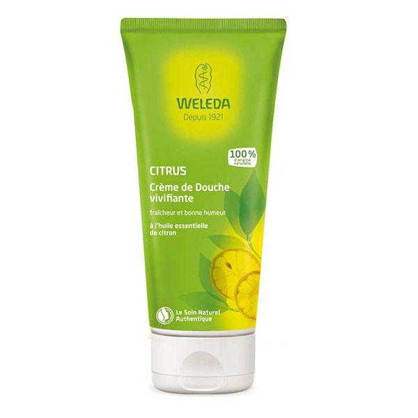 Shower Cream Citrus 200Ml Weleda
