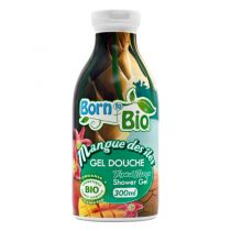 Shower Gel Tropical Mango Organic 300Ml Born To Bio
