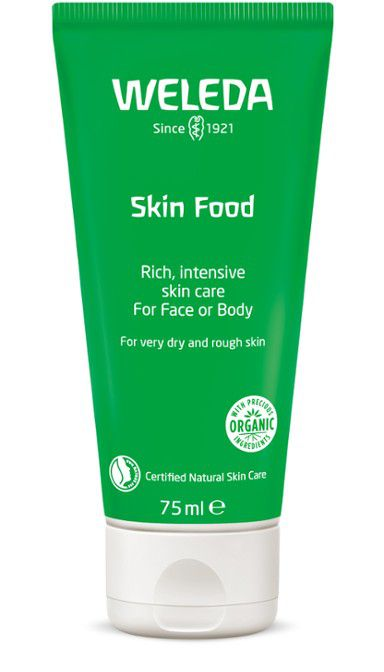Skin Food Peaux Sèches Et Rugueuses 75Ml Weleda