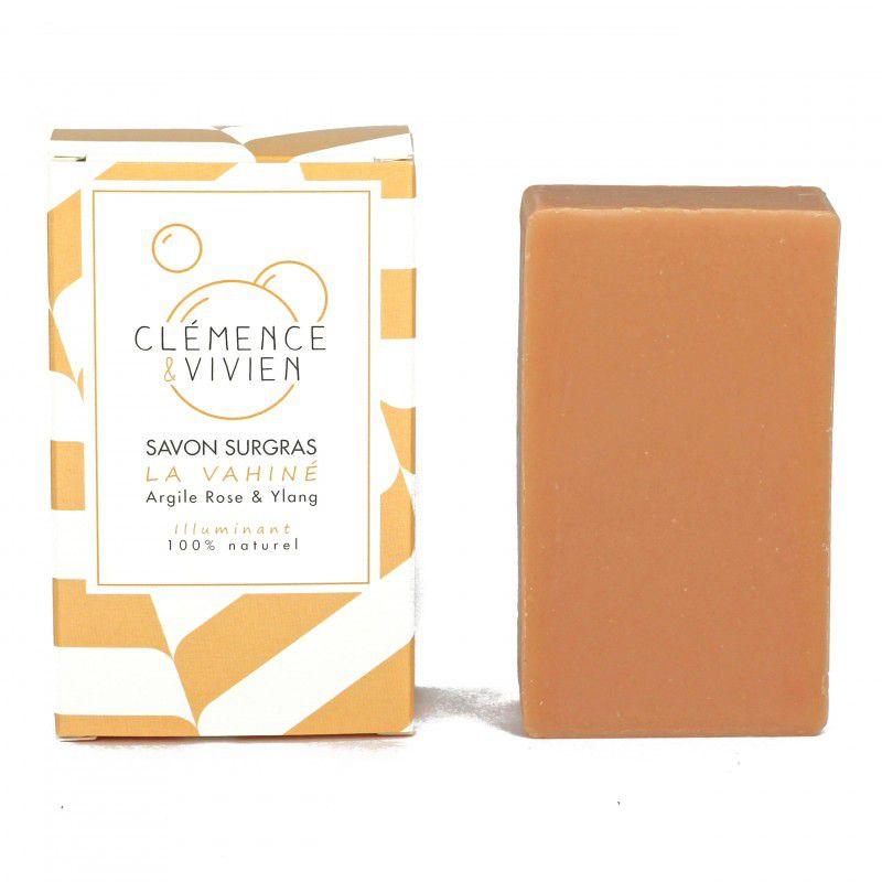 Soap Le Vahiné 100G CléMence Et Vivien