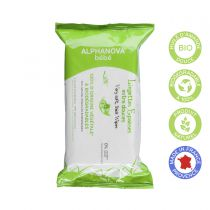 Soft And Thickwipes Biodegradable Alphanova Baby