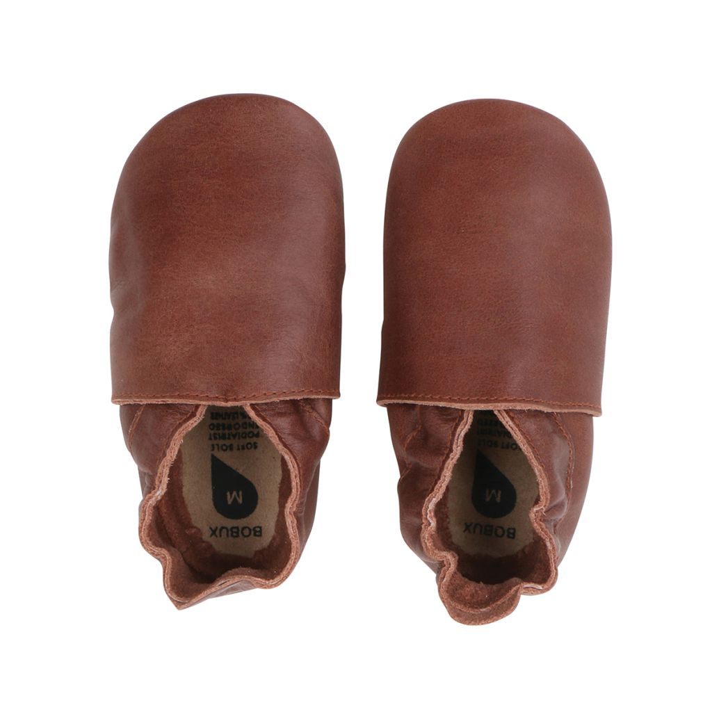 Soft Soles Chaussons Toffee Bobux