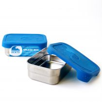 Splash Box Bento Rectangle Inox Ecolunchbox