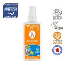 Spray Solaire Bio Très Haute Protection Spf30