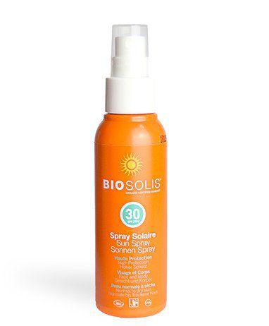 Spray Solaire SPF30 100ml Biosolis