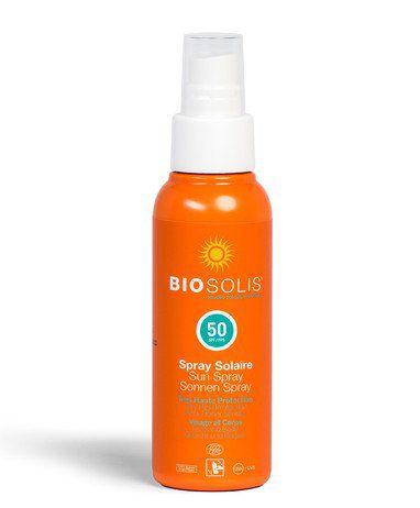 Spray Solaire SPF50 100ml Biosolis