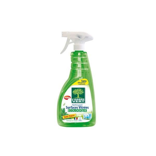 Spray Vitres Menthe 740Ml