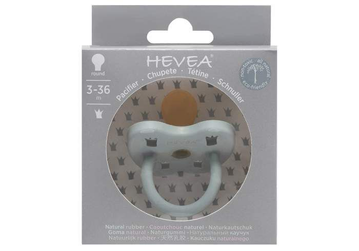 Star & Moon Orthodontic Pacifier Hevea Planet
