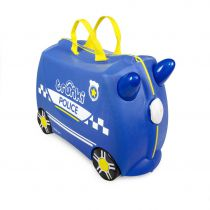 Suitcase Trunki Flossi The Pink Flamingo