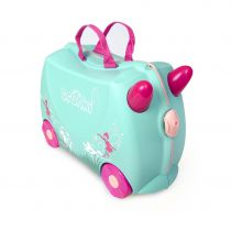 Suitcase Trunki Percy the Police Car