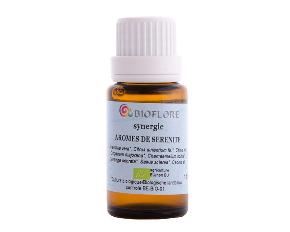 Synergie Arômes de Sérénité 15ml Bioflore