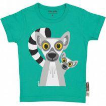 T-Shirt Coton Bio Lémurien Coq en Pâte