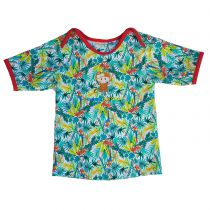 T-Shirt Marinière Anti-UV bébé Amazonie