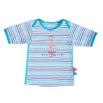 T-Shirt Marinière Anti-UV bébé en Vacances avec Sophie