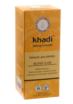 Teinture Aux Plantes Blond Clair 100G