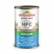 Thon de l\'Atlantique chat 140g Almo Nature HFC