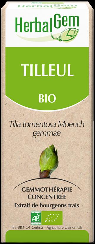 Tilleul - Macérat Concentré De Bourgeons Bio 50Ml