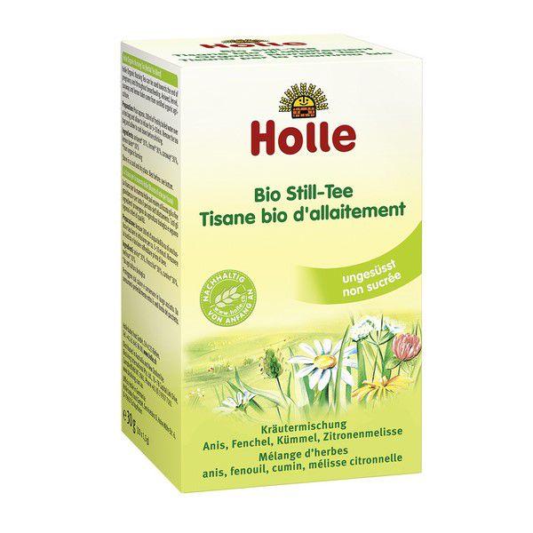 Tisane d\'Allaitement 20 infusettes Holle