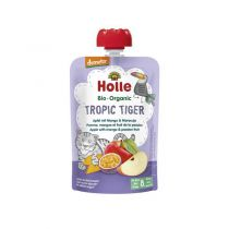 Tropic Tiger Fruit Pouch 8M 100g Holle