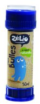 Tube Bulles de Savon Naturelles 50ml Zélio