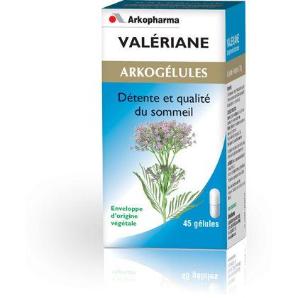 Valériane 45 Gelules