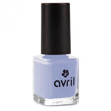 Vernis À Ongles Bleu Layette N°630