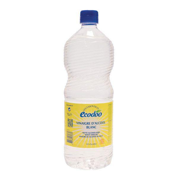 Vinaigre d\'Alcool Blanc 12% 1L Ecodoo