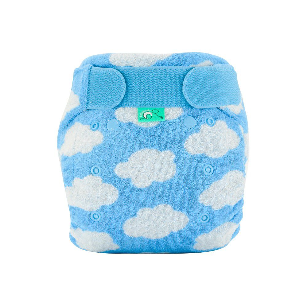 Washable Nappy Bamboo Stretch Splosh Tots Bots