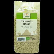Witte Basmati Rijst Bio 500G Primeal