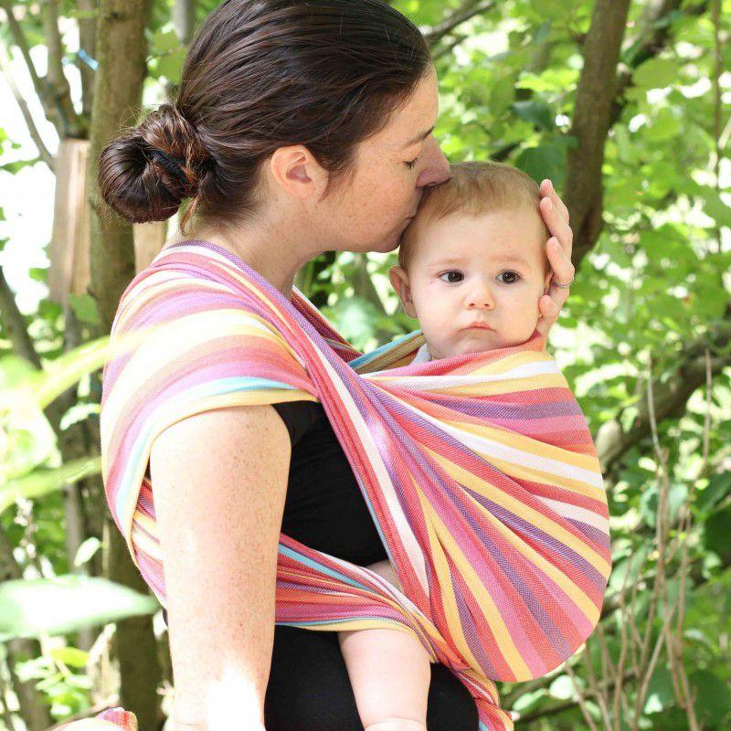 Woven Baby Wrap Lola 4m60 Neobulle