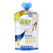 Yoghurt peer vanille 90g vanaf 6 maand