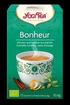 Yogi Tea Bonheur Bio 17 Sachets