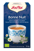 Yogi Tea Bonne Nuit Bio 17 Sachets