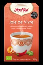 Yogi Tea Joie De Vivre Bio 17 Sachets