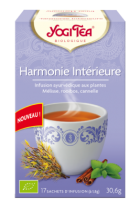 Yogi Thé Harmonie intérieure bio 17 sachets