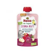 Zebra Beet Gourde pomme banane betterave Holle