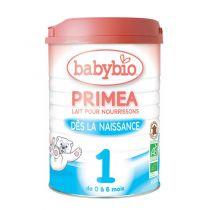 Zuigelingenmelk PriméA 1 Bio 0-6 Maanden 900G Babybio