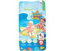 Zwembadluiers 4-9Kg T3 12 Stuks Tidoo Swim & Play